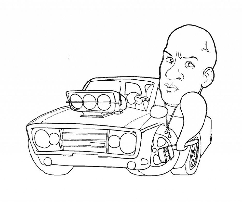 Free Coloring Pages Of Fast And The Furious 7 Coloring Pages Cars Coloring Pages Free Coloring Pages