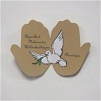 PEACE ON EARTH HANDPRINT POEM: Spread Peace on Earth at Christmas and every day of the year.  #DisneyPrincessWMT