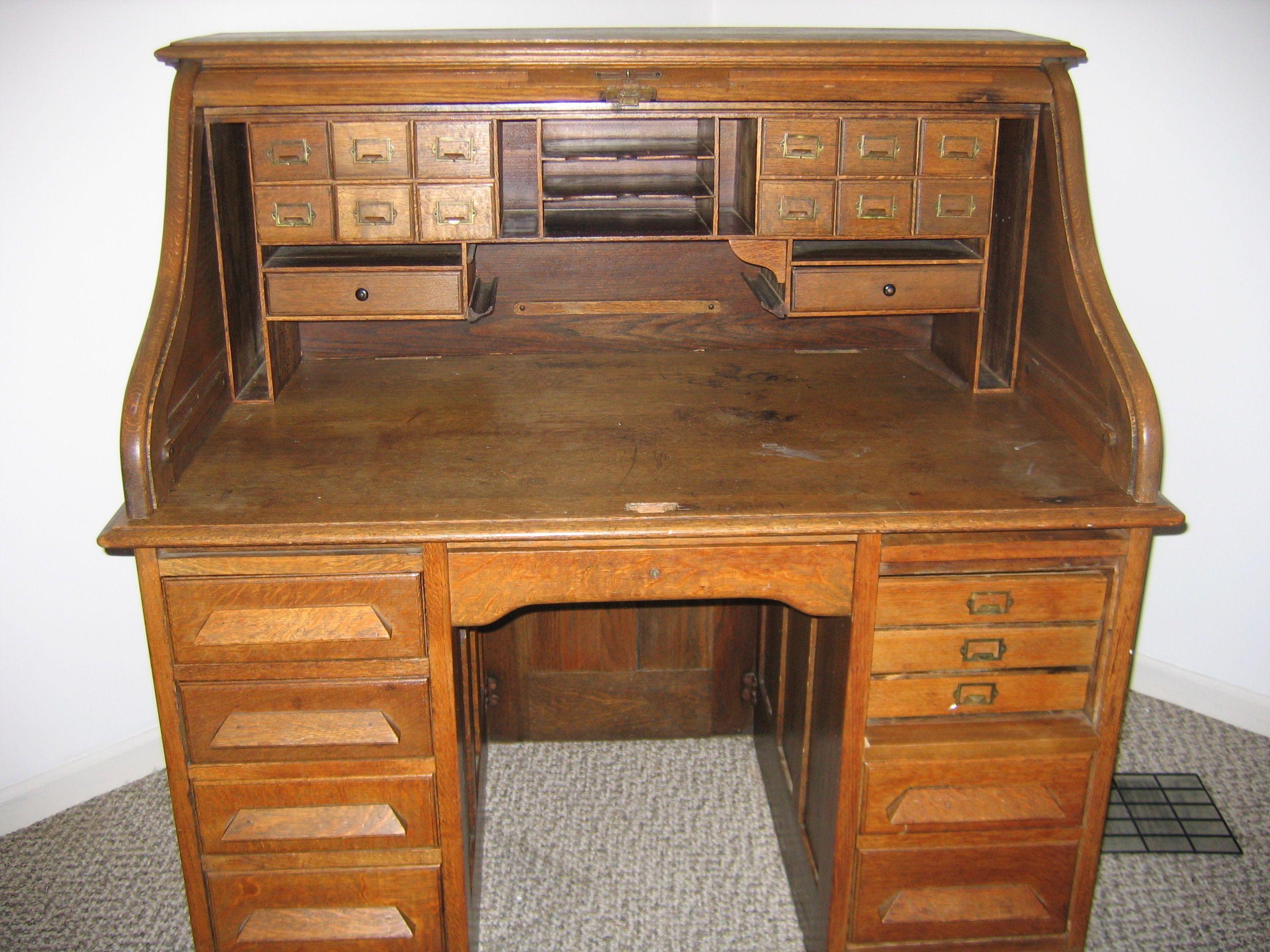rolltop desk antiques pinterest rolltop desk desks and