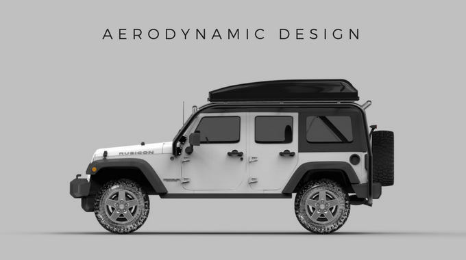 Skyc& The Perfect Roof Top Tent for Travelers on the Road & Its innovative clamshell-like hard top is aerodynamic sleek and ...