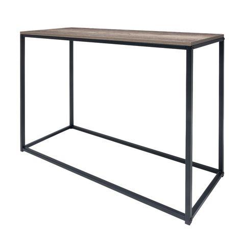Super Industrial Hallway Table Find At Kmart Australia Decor Lamtechconsult Wood Chair Design Ideas Lamtechconsultcom