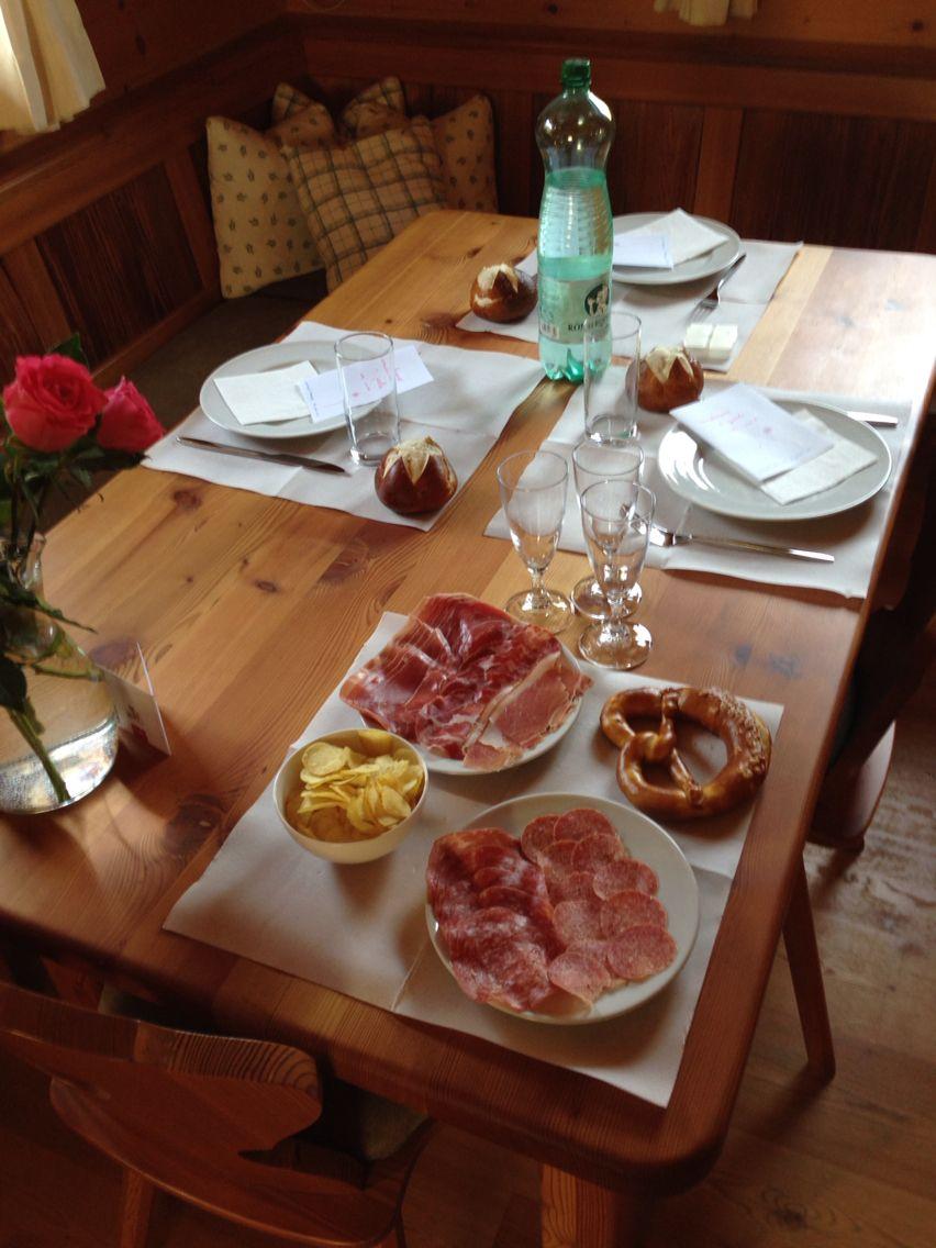 Pranzo in Carinzia