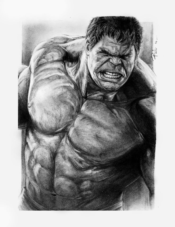 The Avengers Hulk By Reniervivas666 Geekmode Pinterest Hulk