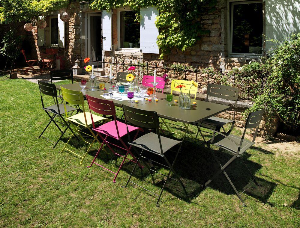 Table simple allonge | Terraza | Pinterest | Simple, Mobilier et ...