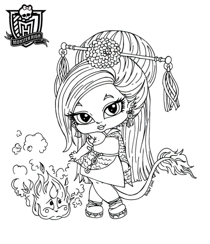 Baby Jenafire Long by JadeDragonne | JadeDragonne( draw girls ...