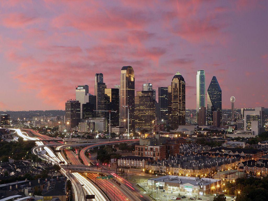 Dallas 3 Beautiful City Dallas Skyline Houston Skyline Dallas Texas Skyline