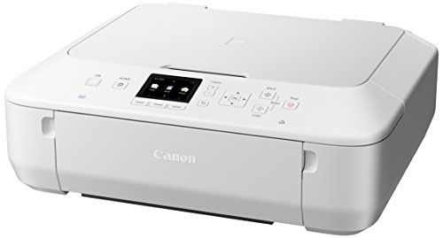 Canon PIXMA MG5650 AllinOne WiFi Printer White