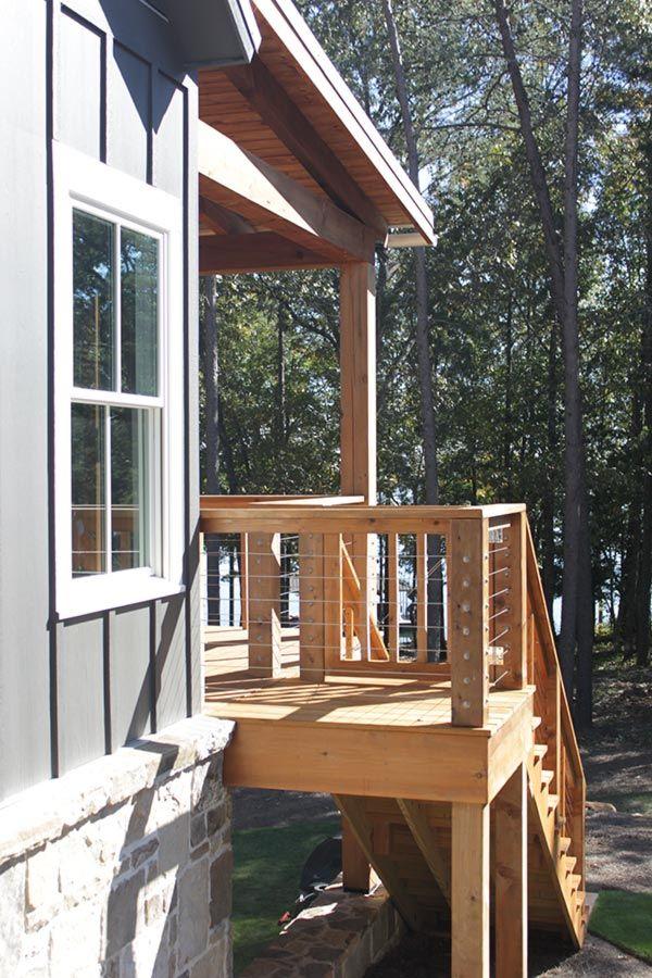 Simple yet luxury Southern House Plan custom options like