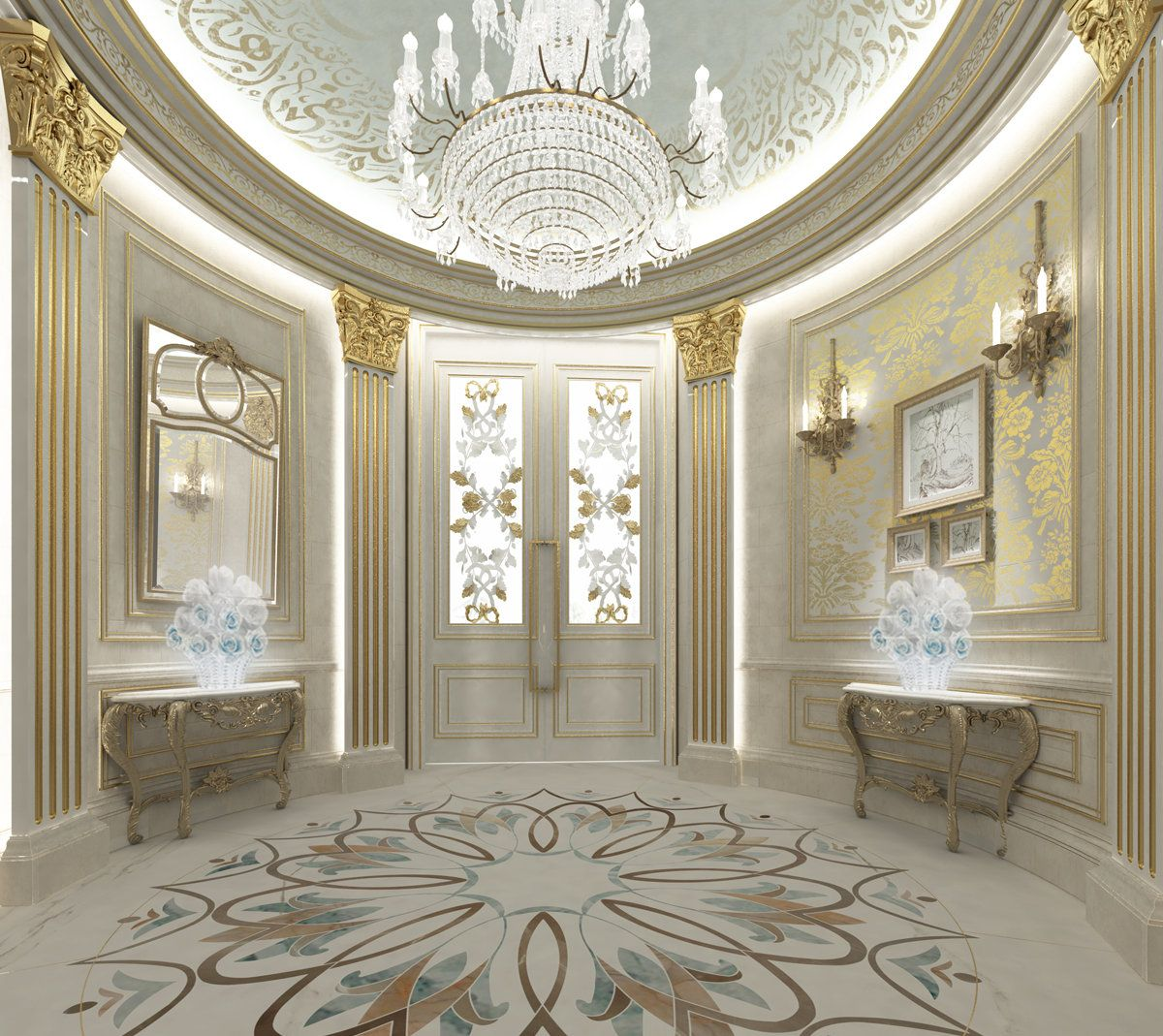 Luxury interior design dubai ns one the leading companies in also best entrns images entry ways house home decor rh pinterest