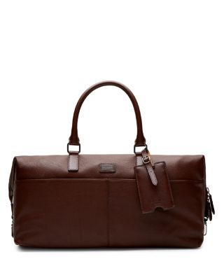 af2b5968832 TED BAKER Leather Holdall.  tedbaker  bags  shoulder bags  hand bags   polyester  leather  lining