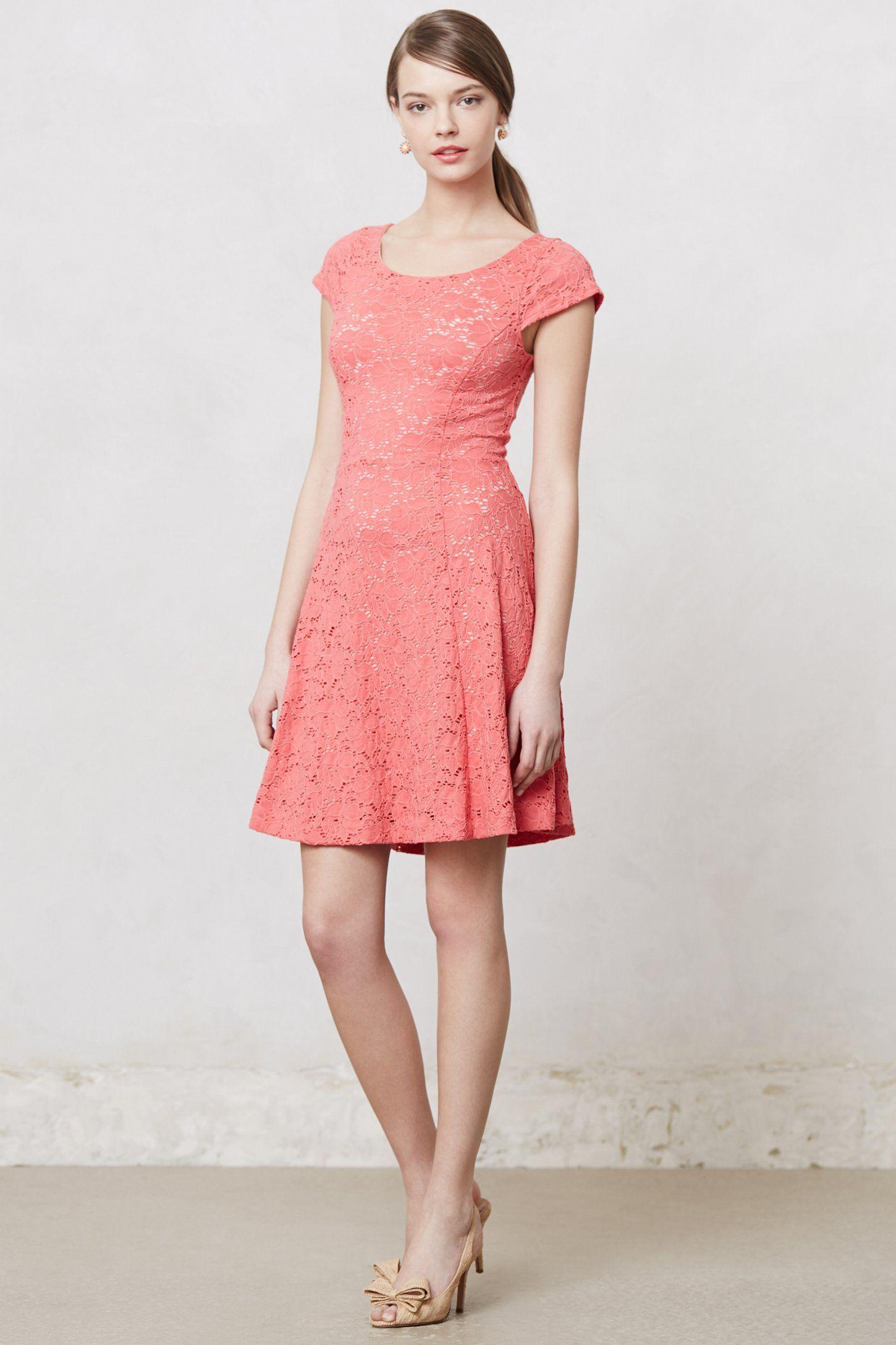 Dayflower Lace Dress - Anthropologie.com | Fashion | Pinterest