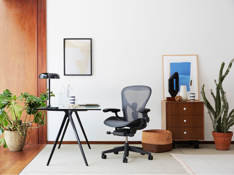 Aeron Chair In 2019 Workstation Chair Office Chair Wheels