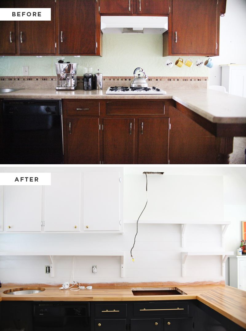 Reconfiguring Existing Cabinets for a Fresh Look | Kitchen ...