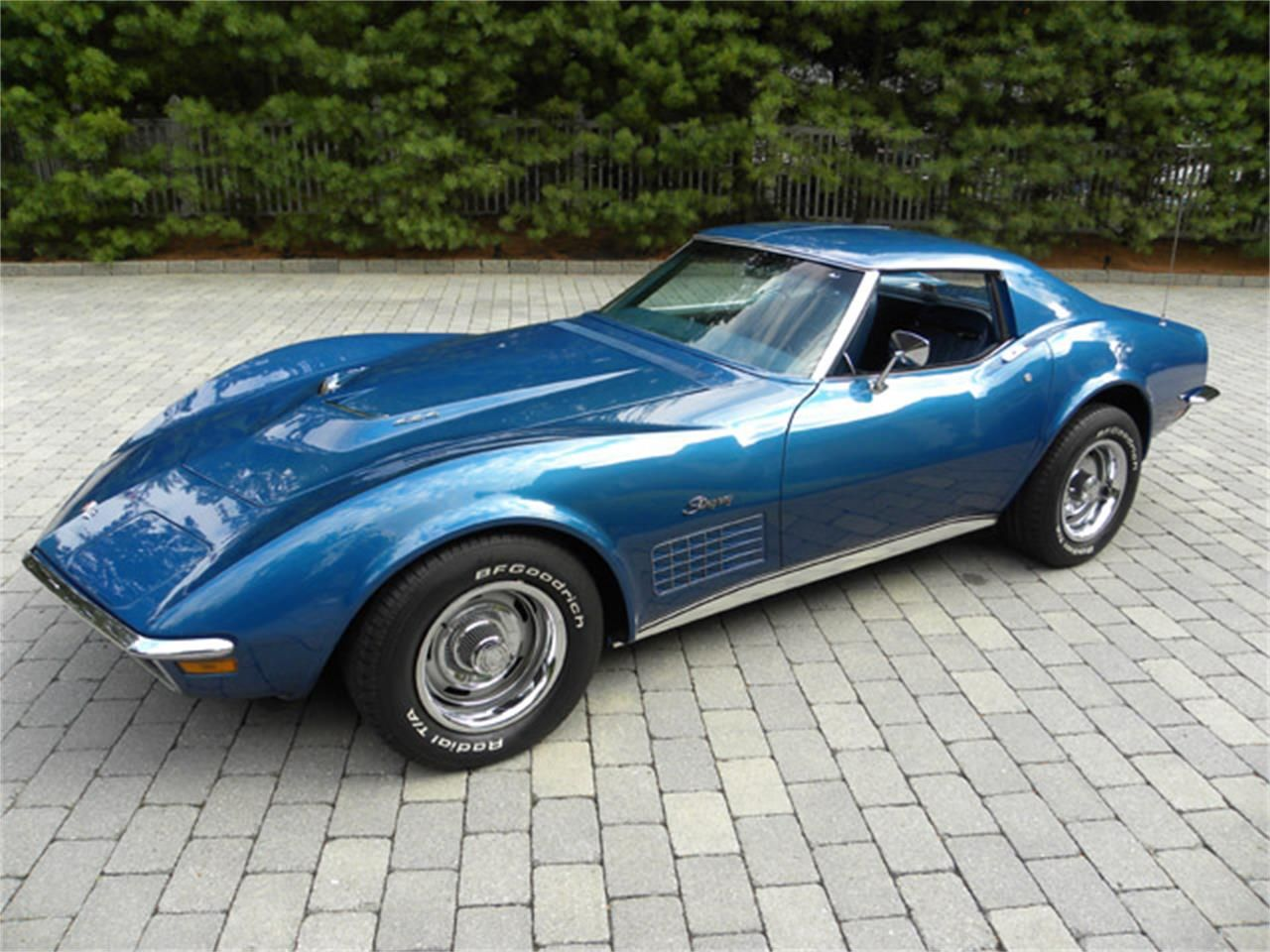 Corvette 1970 chevrolet corvette stingray : 1968 mako shark corvette -   GM Corvette   Pinterest   Chevrolet ...