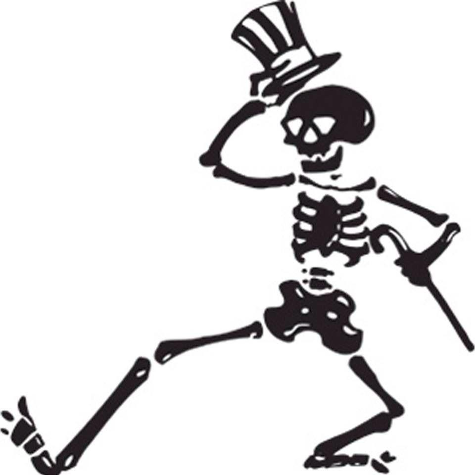 Grateful Dead | Dem Bones | Pinterest