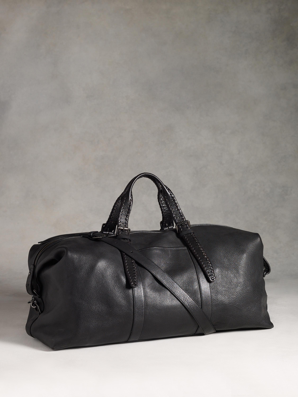Moto Braid Duffle Bag