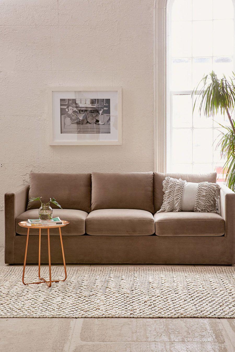 40 velvet sofas that add a bit of sex appeal to the house rh pinterest ca