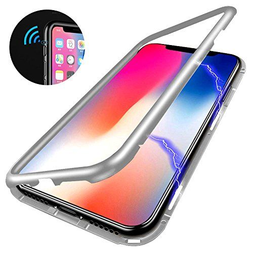 coque iphone x avec adherence aimant