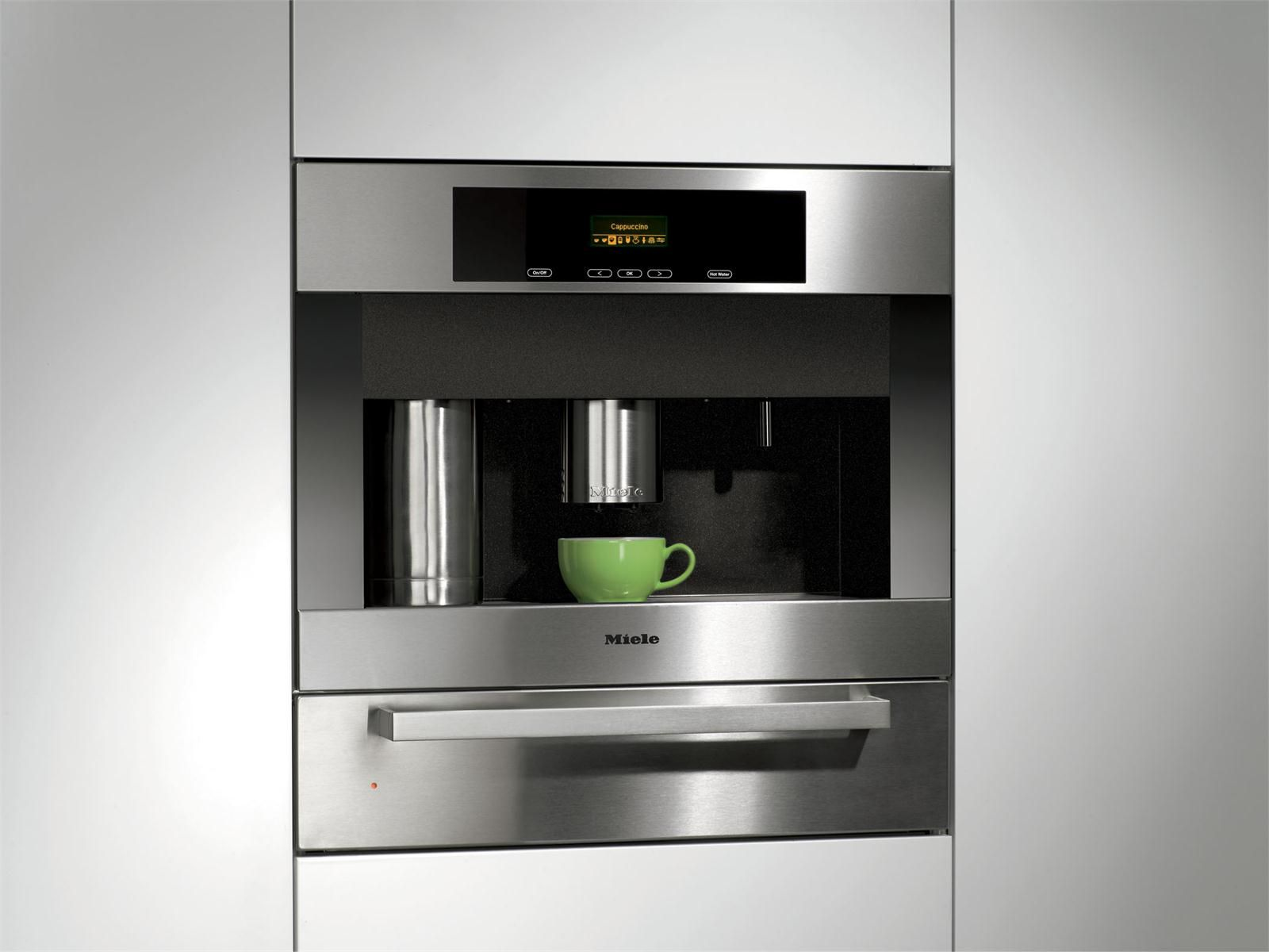 This Coffee System Is Amazing I Haven T Been To A House Since Inheriting One Miele Whole Bean Stainless Steel
