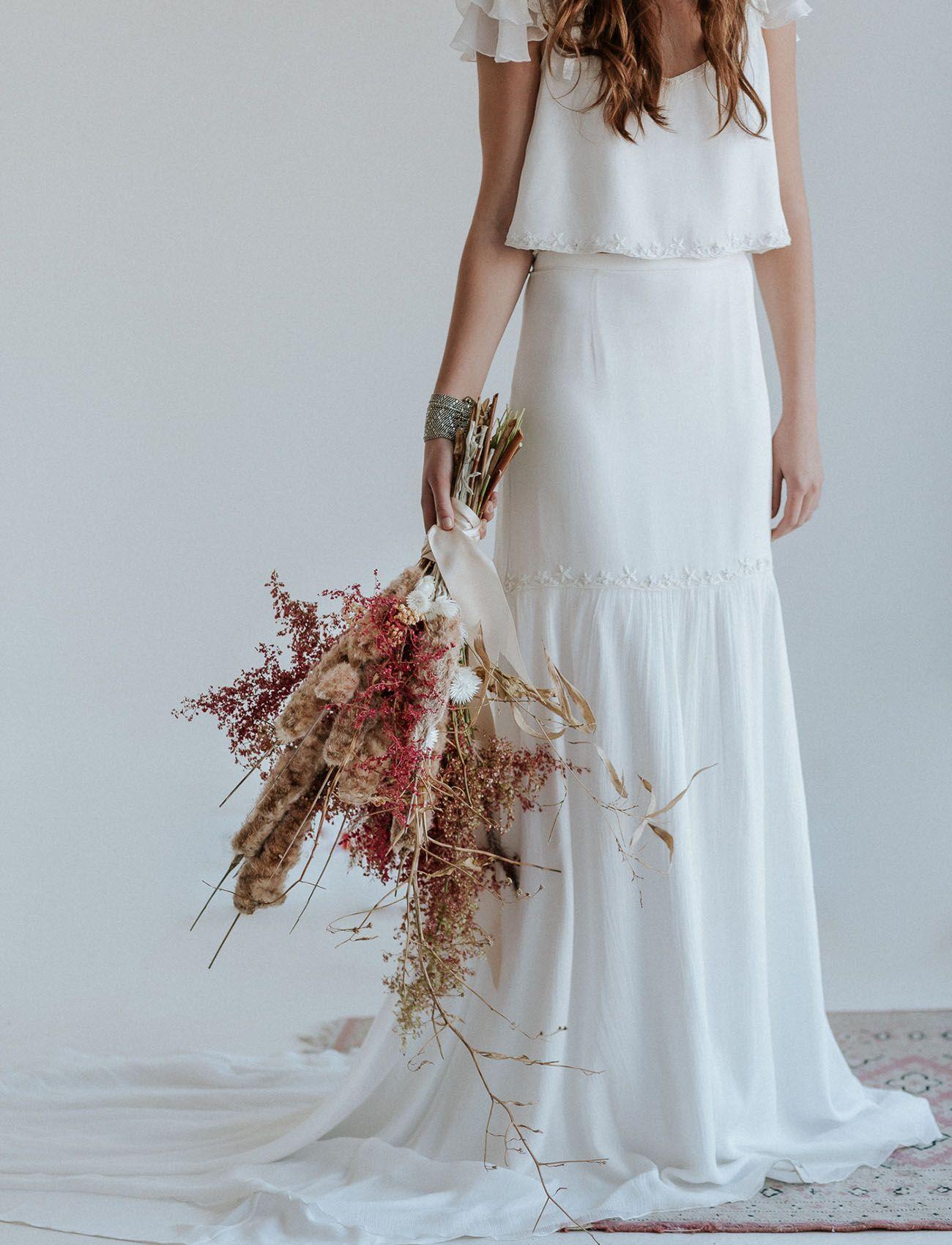 dried bouquet | wedding | Pinterest | Novios, Vestidos de novia y De ...