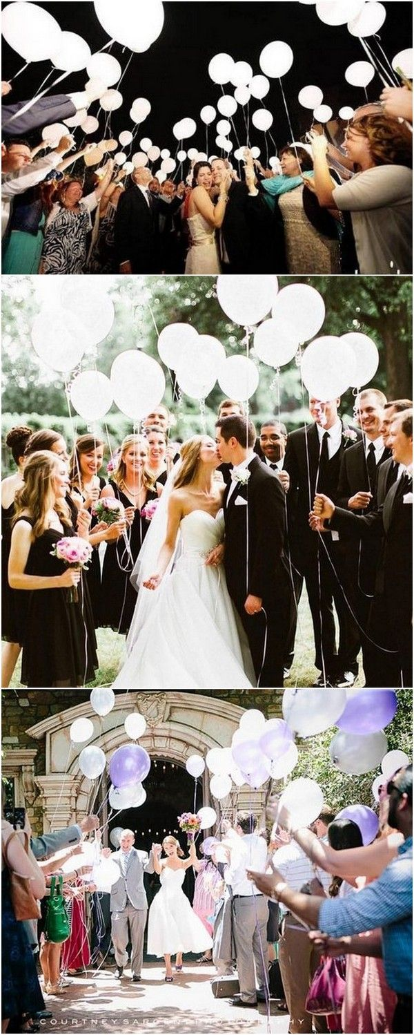 30 Creative Wedding Send Off Ideas for 2019 Trends Page
