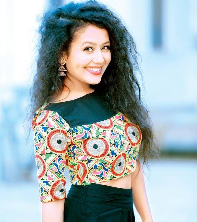 These Young Bollywood Singers Are On A New High Neha Kakkar Dresses Indian Celebrities Neha Kakkar