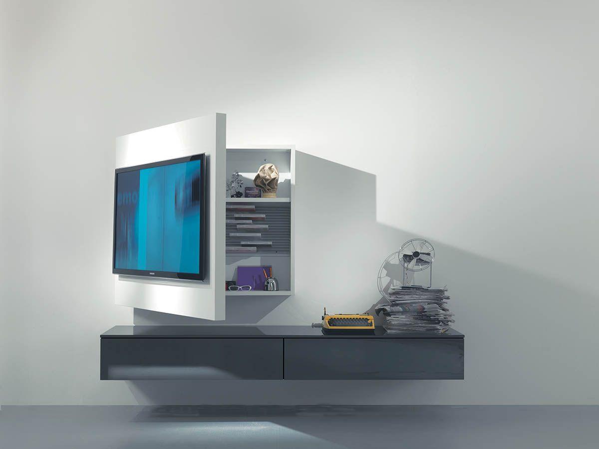 Porta tv orientabile, porta-tv girevole by Fimar   мебель для ...