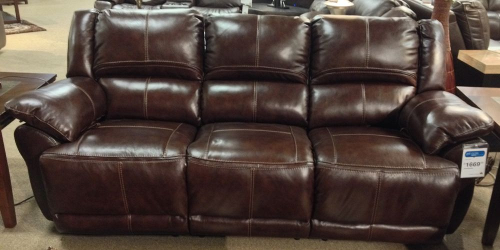 Lenoris Coffee Reclining Sofa Leather Match Upholstery Features Top Grain Leather In The Seating Areas With Leather Sofa Set Reclining Sofa Ashley Furniture