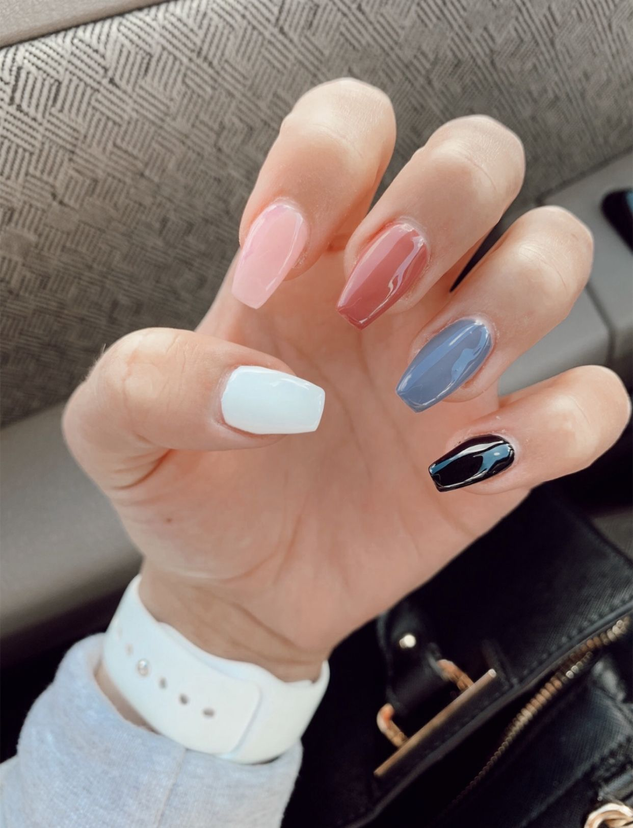 Pin By Kelli Hammonds On Aycrlic Nails In 2020 Dream Nails Cute