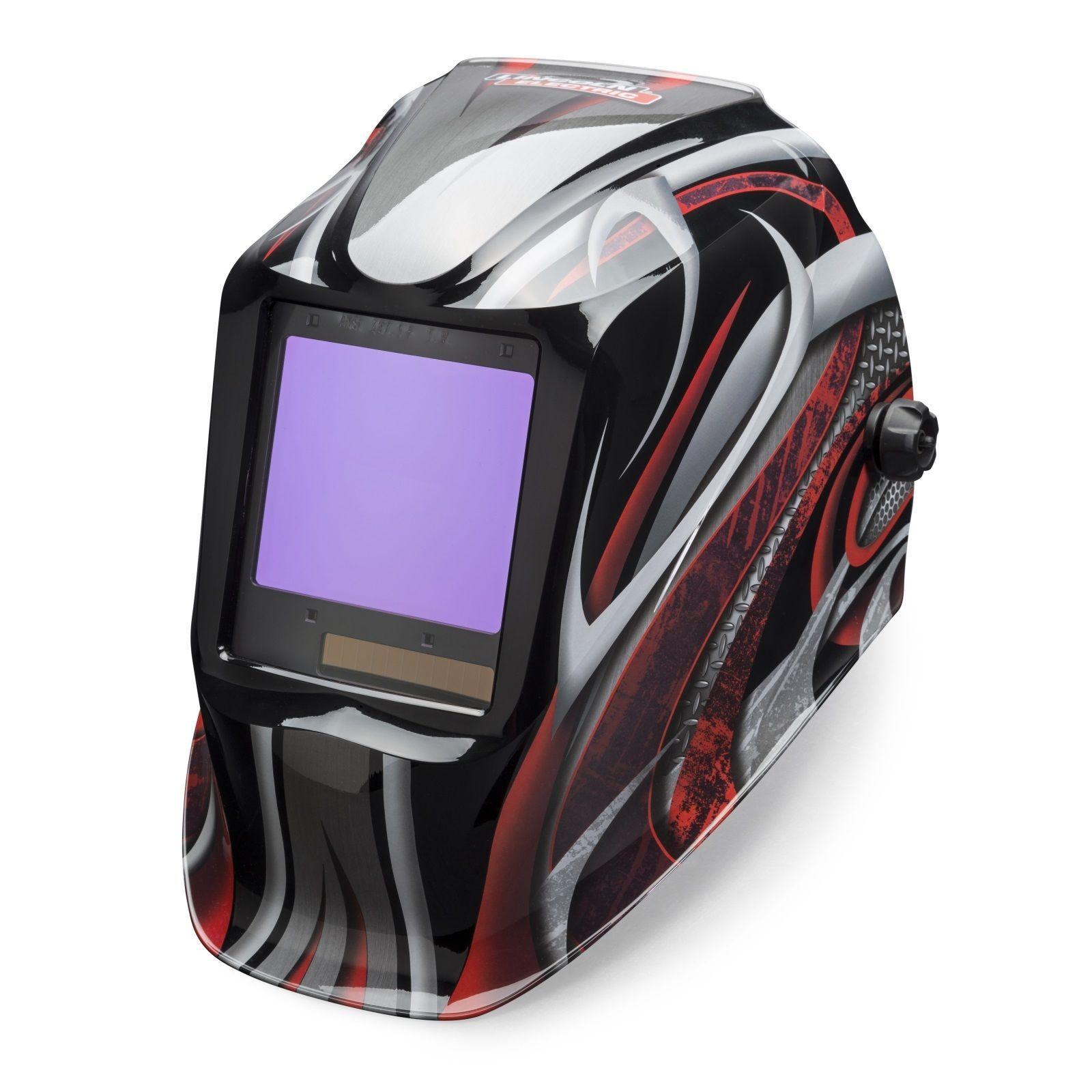 watch darkening viking auto lincoln welding helmets helmet
