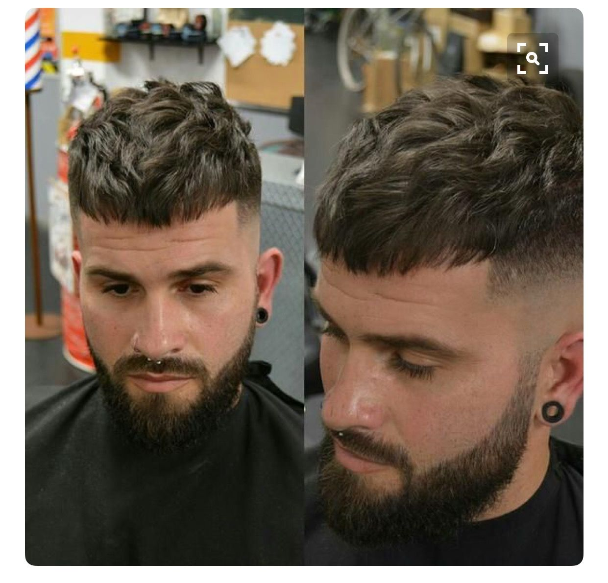 Mens haircut short sides pin by kyle christie on hair  pinterest  haircuts hair style and