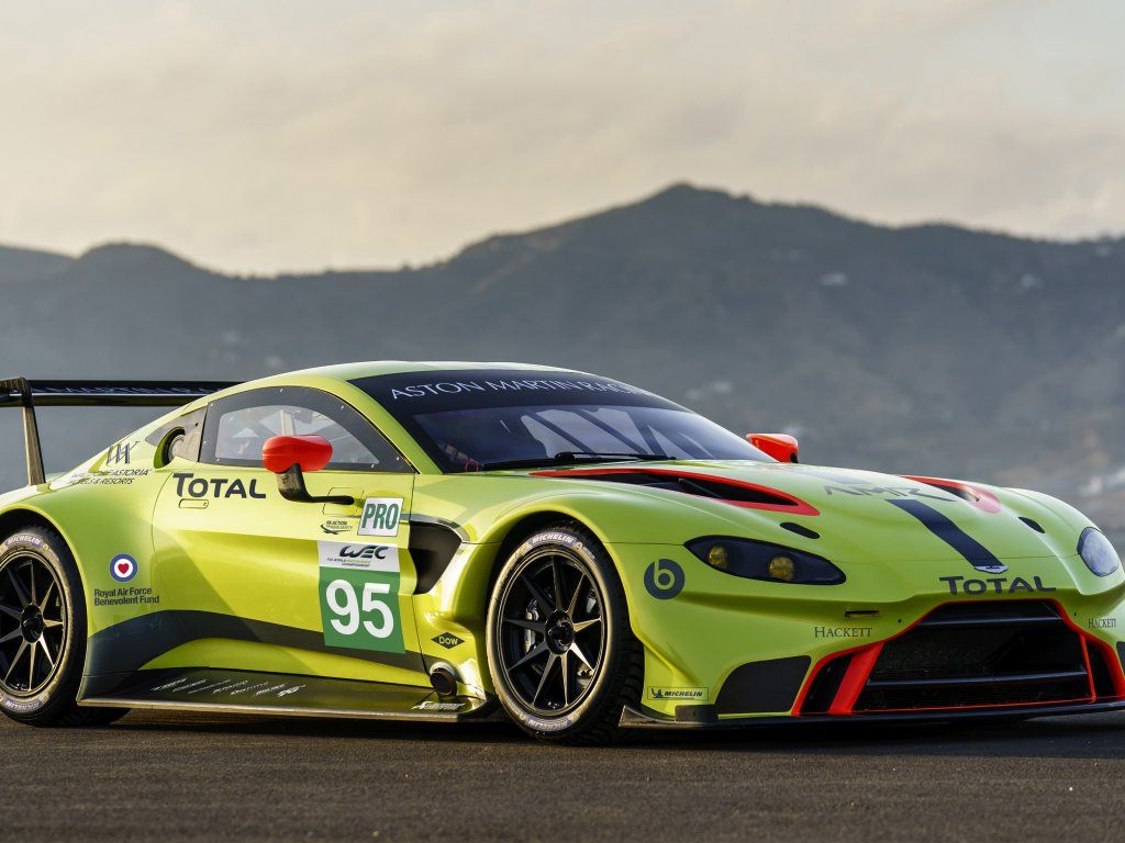 2018 Aston Martin Race Car Aston Martin Vulcan Amr Pro