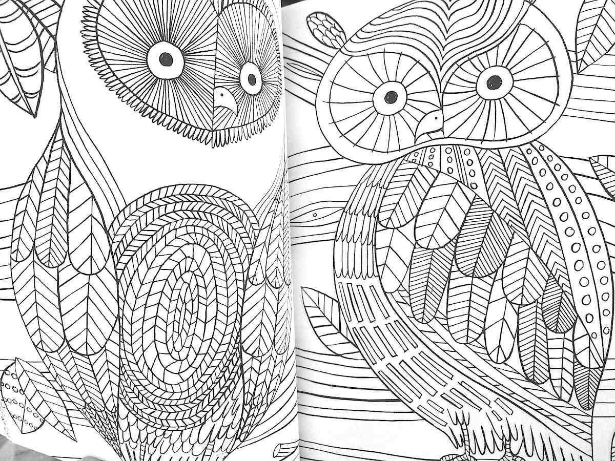 8 Color Therapy Coloring Book Anti Stress Coloring Book Stress Coloring Book Antistress Coloring