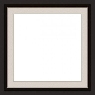 Marcos de madera para cuadros bicolor lugares para visitar pinterest - Marcos para cuadros ikea ...