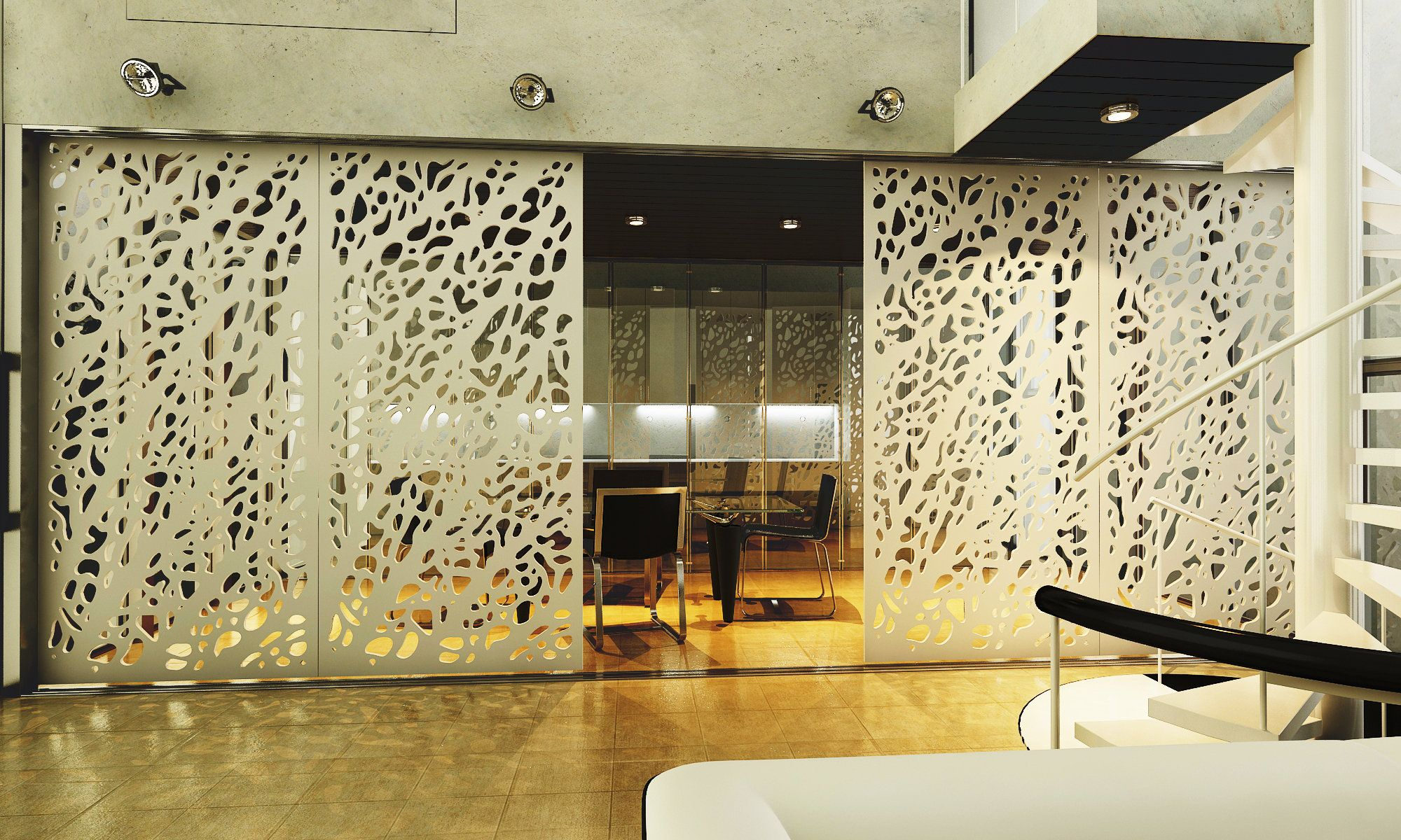 Room Divide Room Divide Screen Privacy Screen Wall Panel