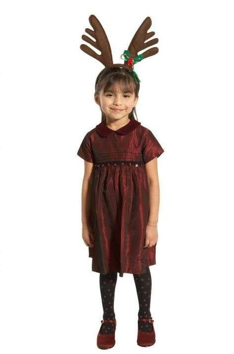 Disfraz de reno para ni os fotos de varios modelos - Disfraz navideno nina ...
