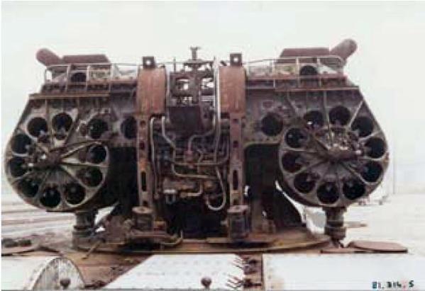 SFAC de 105対空砲