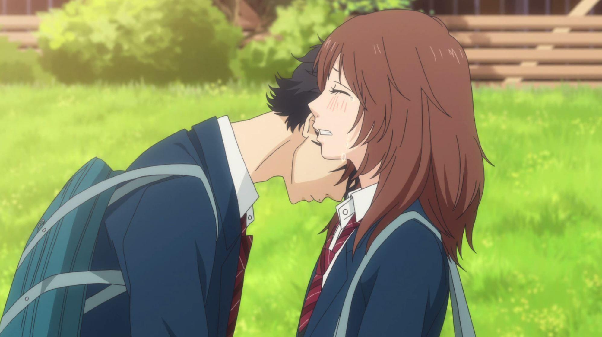 [Anime Review] Ao Haru Ride Blue springs ride, Anime, Ao