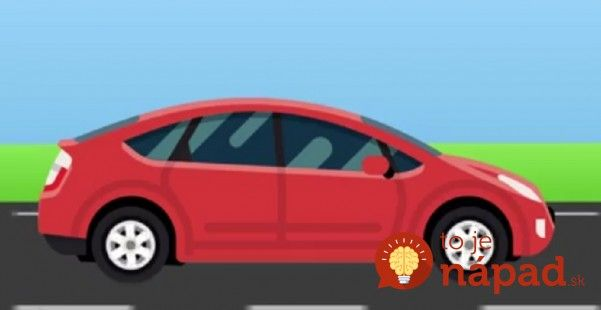 Sedíte za volantom správne? Toto vám jedného dňa môže zachrániť život!
