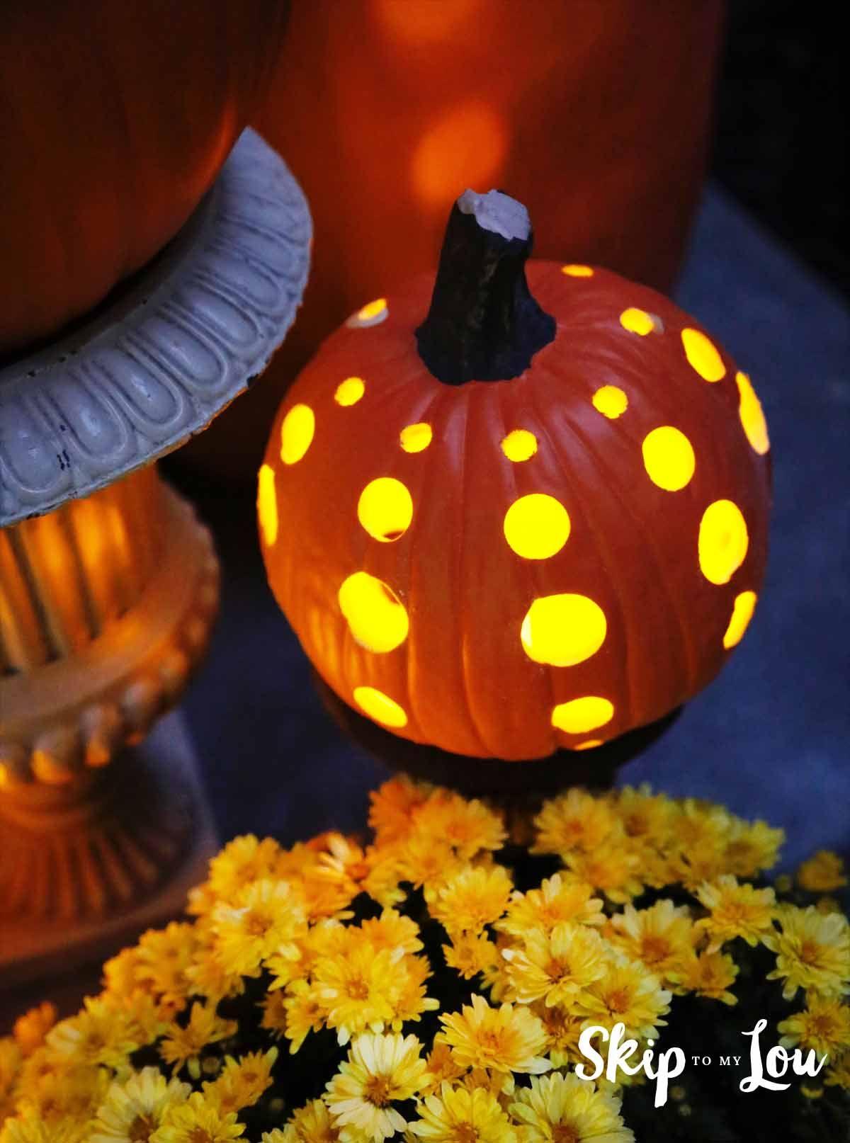 Fall Decorating Ideas {Hobby Lobby Coupon Pinterest Foam