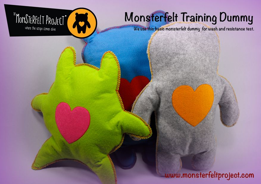 #monsterfeltprojecttrainingdummy
