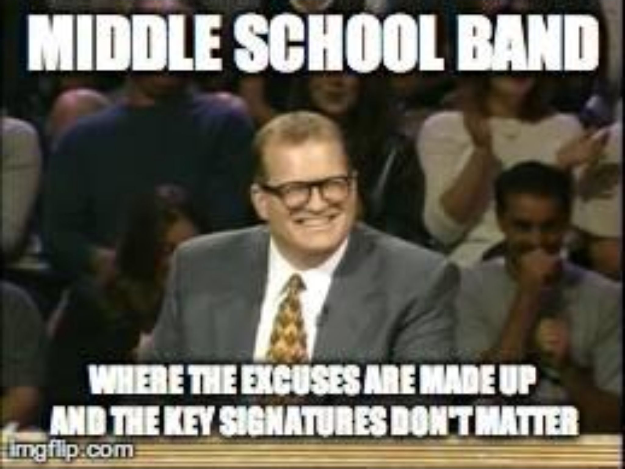 Funny Memes For Middle School Students : Middle school band memes pinterest