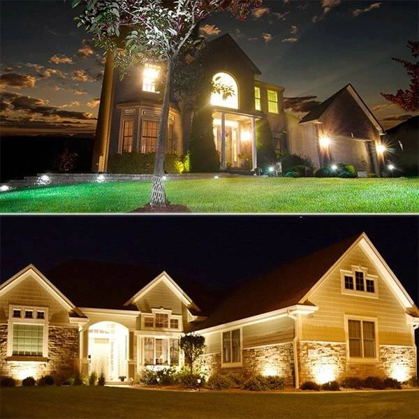 60w Led Floodlight Ip66 Waterproof Outdoor Super Bright Security Light Olafus Security Lights Led Flood Lights Outdoor Flood Lights