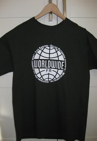 b5517d0b Gilles Peterson 'Worldwide FM' T-Shirt - Future World Music - GTA V ...
