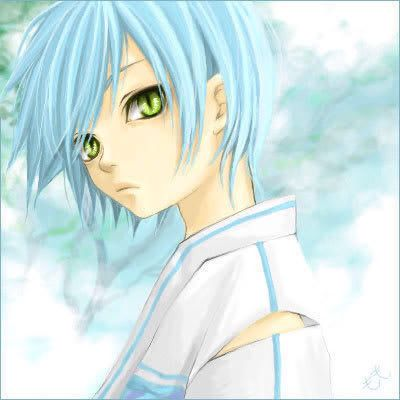 This Is Castiel Turner He Is 14 Years Old Has Light Blue Hair And Green Eyes He Is The Oldest Son Of Angel He Is Not A People Nightcore Anime Anime