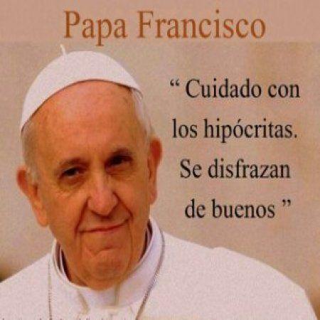 Frases Del Papa Francisco 2014 Imagenes Para Facebook Imagenes Bonitas De Amor Graciosas Chistosa Papa Francisco Frases Frases Para Papa Papa Francisco