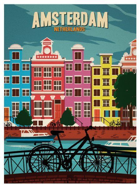 Photo of Amsterdam