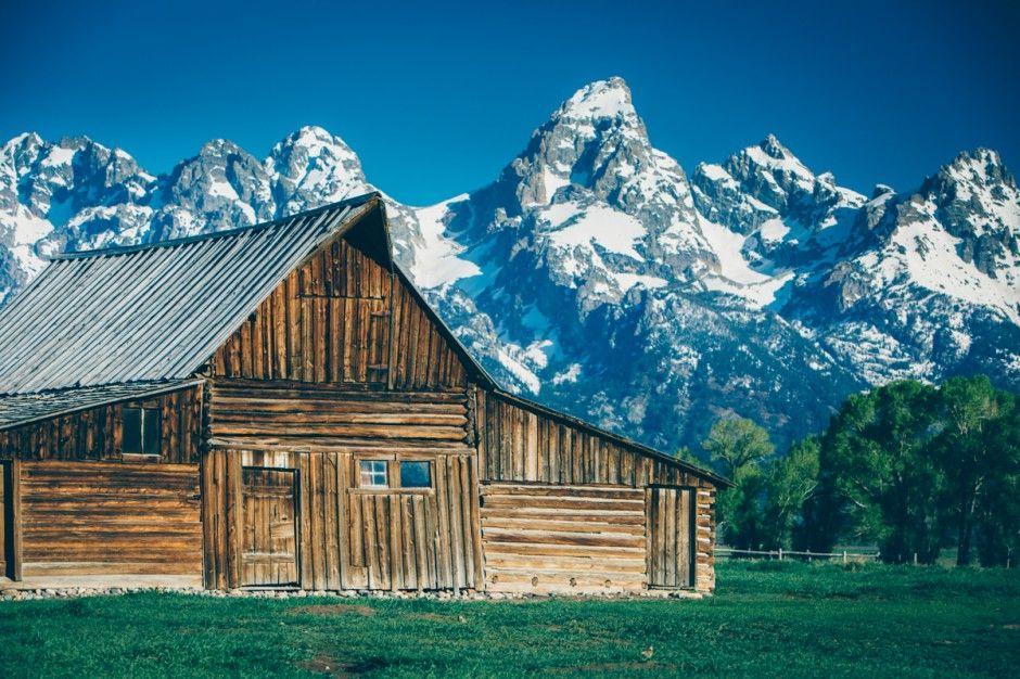 30 imágenes de Wyoming no podemos dejar de mirar