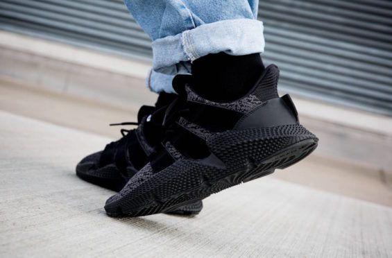 Originals de Prophere CQ2126 adidas deporte negras Zapatillas de wqBTFF