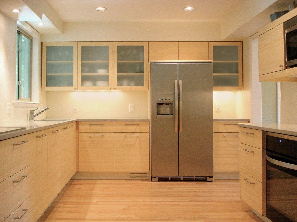 Custom Made Bamboo Kitchen Bamboo Kitchen Cabinets Kitchen Design Bamboo Cabinets